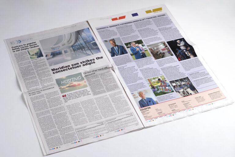 Gemeente Vijfheerenlanden gemeente pagina krant