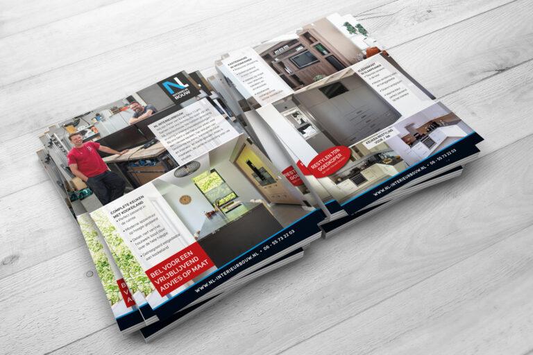 NL Interieurbouw flyer huis aan huis