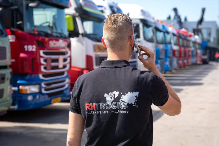 RH Trucks bedrijfkleding