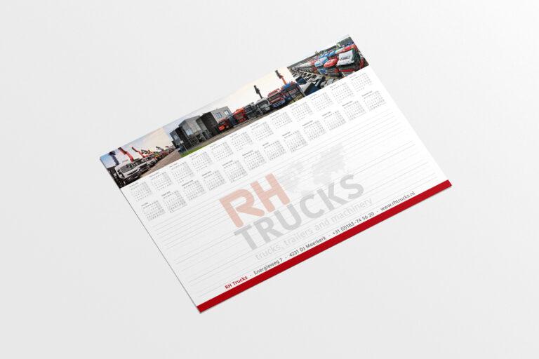 RH Trucks bureaulegger